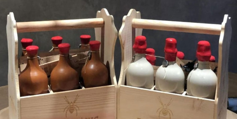 Lee más sobre el artículo Los restaurantes franceses siguen incorporando el Vino Natural Porcellànic en sus cartas